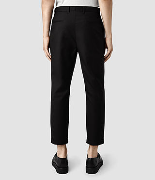 Hommes Nile Trouser (Black) - product_image_alt_text_3