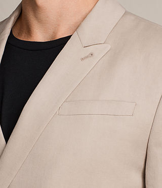 Mens Elmore Blazer (Dusty Pink) - product_image_alt_text_2