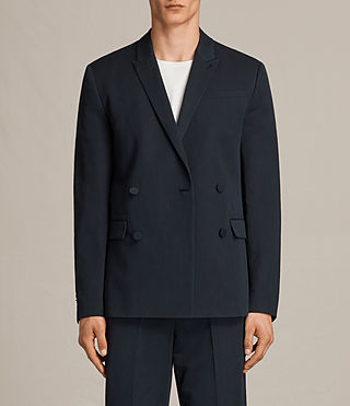 Men's Elmore Blazer (INK NAVY) - Image 3