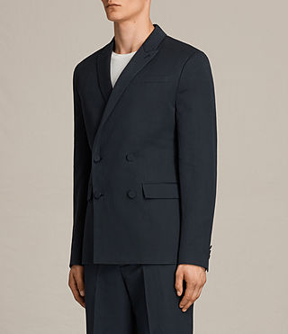 Men's Elmore Blazer (INK NAVY) - Image 4