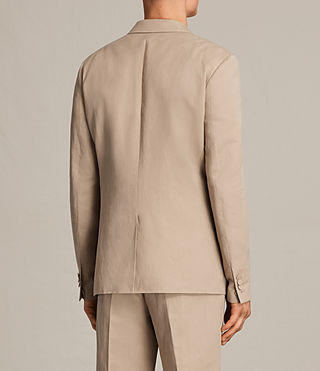 Men's Elmore Blazer (SAND BROWN) - Image 5