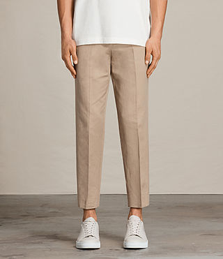 Hommes Pantalon Elmore (SAND BROWN) -