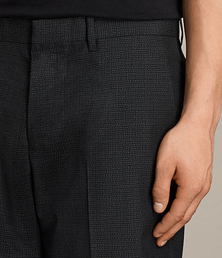 Men's Ikon Trouser (Black) - product_image_alt_text_2
