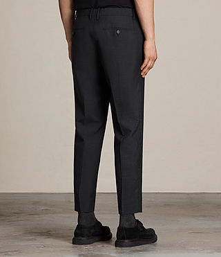 Men's Ikon Trouser (Black) - product_image_alt_text_4