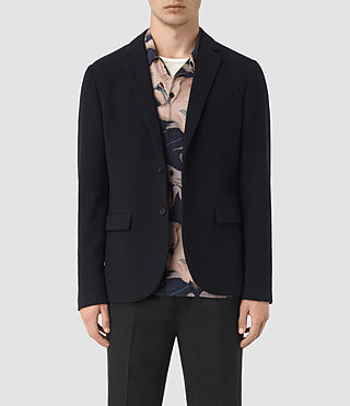 Mens Malton Blazer (INK NAVY)