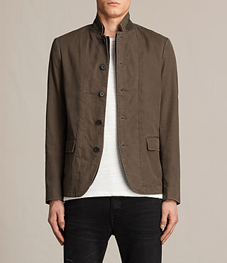 Mens Remley Blazer (Bitter Brown)