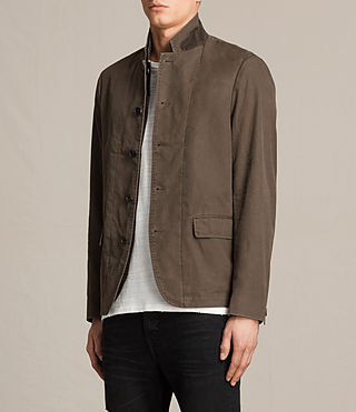 Mens Remley Blazer (Bitter Brown) - product_image_alt_text_3