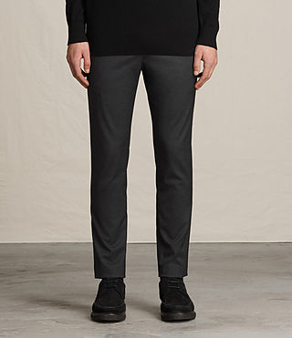 Mens Mavis Pant (Charcoal) - product_image_alt_text_1