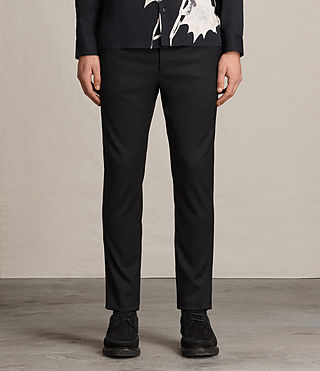 Uomo Mavis Trouser (Black)