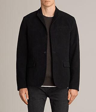 Uomo Blazer Wards (Black) -