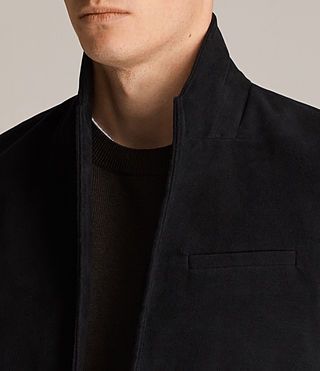 Uomo Blazer Wards (Black) - product_image_alt_text_7