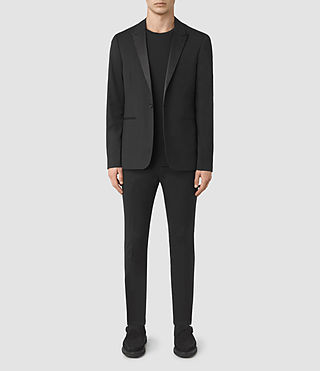 Men's Soto Blazer (Black)