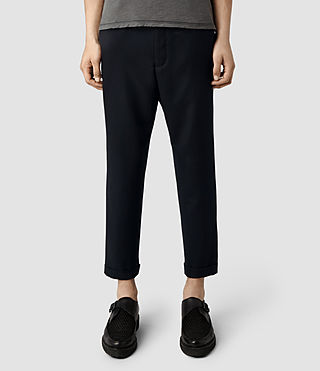 Men's Byrne Trouser (Ink)