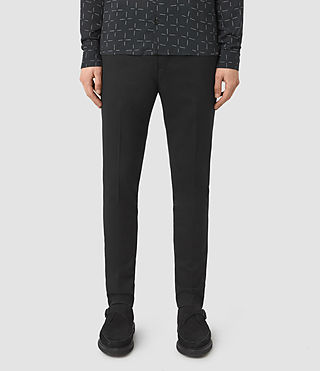 Mens Soto Pants (Black) - product_image_alt_text_1