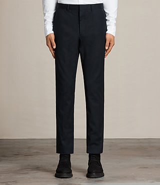 Mens Avon Trouser (INK NAVY) - Image 1