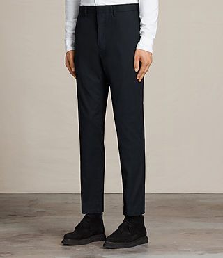 Mens Avon Trouser (INK NAVY) - Image 3