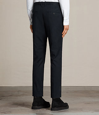 Mens Avon Trouser (INK NAVY) - Image 4
