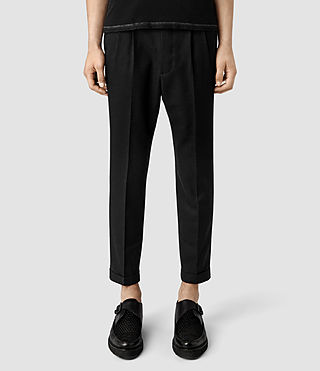 Mens Dyer Pant (Dark Charcoal)