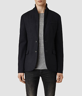 Mens Lens Blazer (Ink)