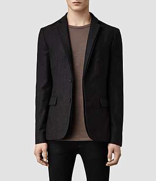Mens Axis Blazer (Charcoal)