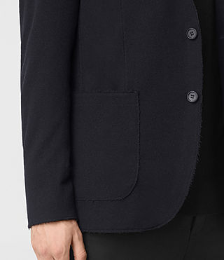 Hommes Blazer Bresson (INK NAVY) - product_image_alt_text_2