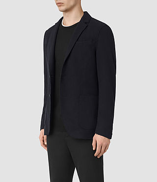 Hommes Blazer Bresson (INK NAVY) - product_image_alt_text_3