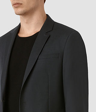 Mens Karlsen Blazer (Charcoal) - product_image_alt_text_2