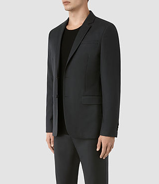 Mens Karlsen Blazer (Charcoal) - product_image_alt_text_3
