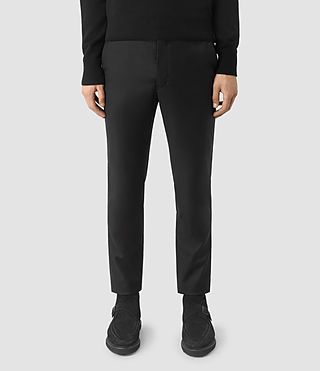 Men's Tera Trouser (Black) -