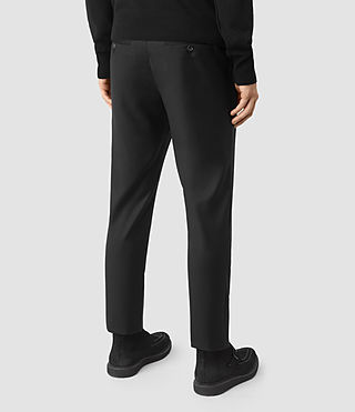 Men's Tera Trouser (Black) - product_image_alt_text_3