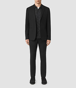 Mens Niko Blazer (Black)