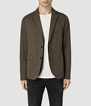 Mens Kirwin Blazer (Bitter Brown)