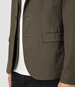 Mens Kirwin Blazer (Bitter Brown) - product_image_alt_text_2