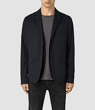 Mens Kirwin Blazer (INK NAVY) - product_image_alt_text_1