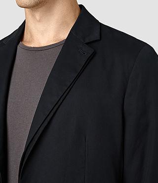 Men's Kirwin Blazer (INK NAVY) - product_image_alt_text_2