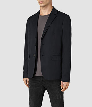 Mens Kirwin Blazer (INK NAVY) - product_image_alt_text_3