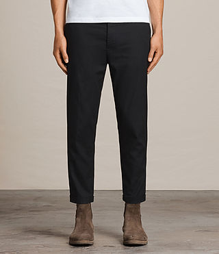 Uomo Carlow Trouser (Black)