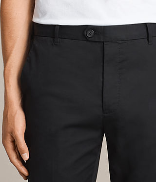 Men's Carlow Trouser (Black) - product_image_alt_text_2