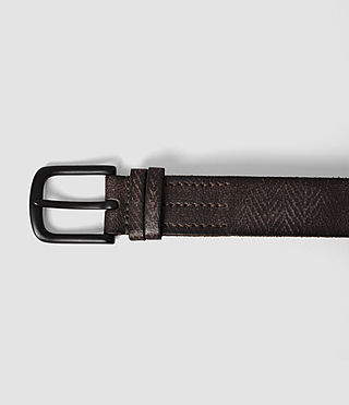 Mens Ether Belt (Bitter Brown) - product_image_alt_text_3