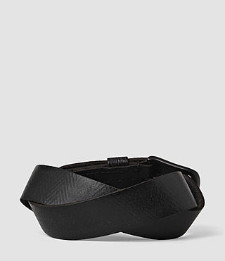 Uomo Ether Belt (Washed Black) - product_image_alt_text_2