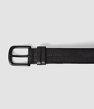 Mens Ether Belt (Washed Black) - product_image_alt_text_3