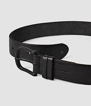 Mens Ether Belt (Washed Black) - product_image_alt_text_4