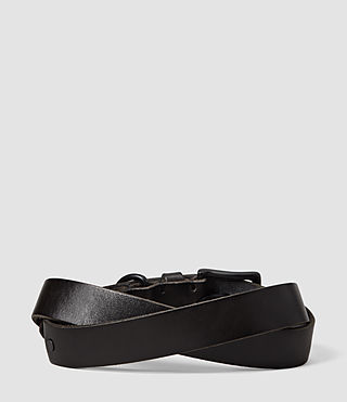 Uomo Stage Belt (Black) - product_image_alt_text_2