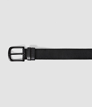 Uomo Hitch Belt (Washed Black) - product_image_alt_text_3