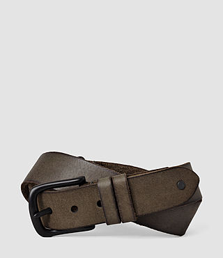 Uomo Hitch Belt (Charcoal)