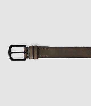 Uomo Hitch Belt (Charcoal) - product_image_alt_text_3