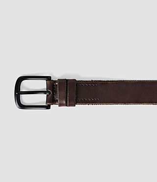 Men's Echo Belt (Choc) - product_image_alt_text_3