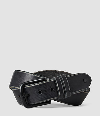 Uomo Echo Belt (Black)