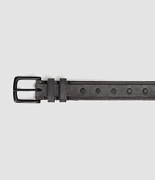 Mens Croft Slim Belt (MOUNTAIN GREY) - product_image_alt_text_3