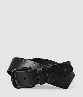 Hommes Trap Belt (Black)